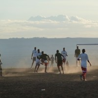 Voetbalproject in Endulen