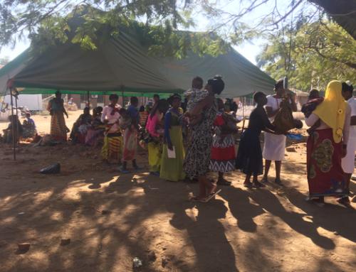 Nieuwe Tweega Medica nascholing naar Malawi