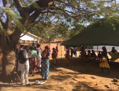 COVID-19 response in Mangochi District Hospital Malawi