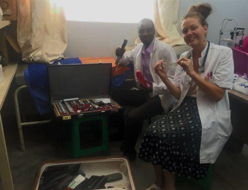 Obstetrische zorg naar een hoger level in Mangochi