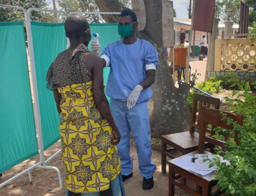 Rian en Bente over COVID-19 in Tanzania en Malawi