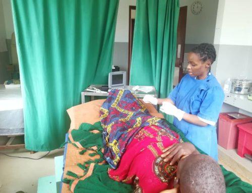 Hard werken in Kabanga