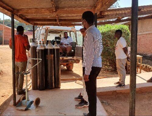 Veel COVID in Kabanga